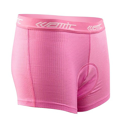 Женская Велоспорт Нижнее белье с Silica Подушка Верховного Воздухопроницаемость Lightinthebox