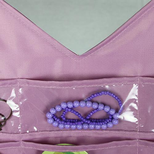 Современная Оксфорд V шеи платье ювелирных изделий формы хранения сумки Lightinthebox 966.000