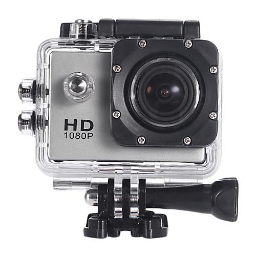HD1080P-F23V Мини Действие видеокамеры (серебро)