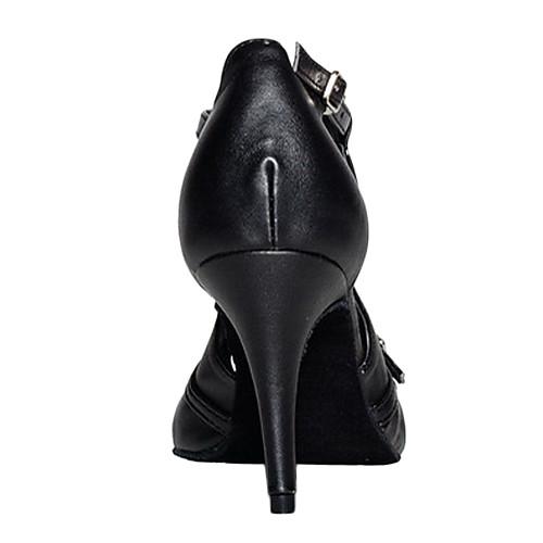 Искусственная кожа Т-ремень латинские / Обувь для бальных танцев настроены Женские с пряжкой Lightinthebox 1288.000