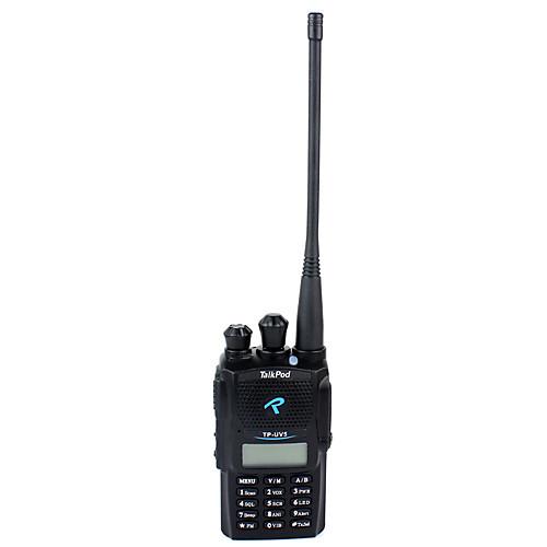 Рация Talkpod TP-UV5 УВЧ  УКВ 136-174MHz 400-480 МГц FM-радио монитор сканирования двухстороннее радио A1089A Lightinthebox 3437.000