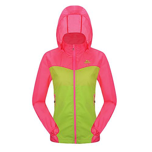 Oursky женщин походы куртку ветровку Lightinthebox 1692.000