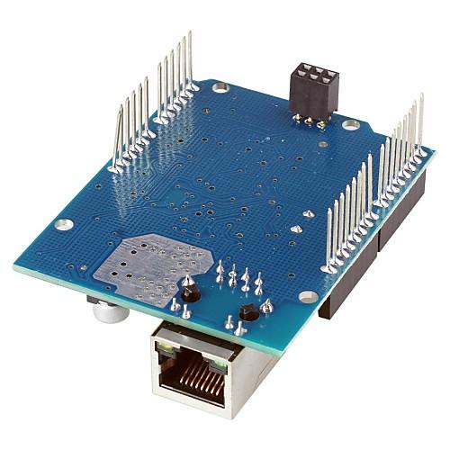 Arduino Щит Ethernet с Wiznet W5100 Ethernet чип / TF слот Lightinthebox 515.000