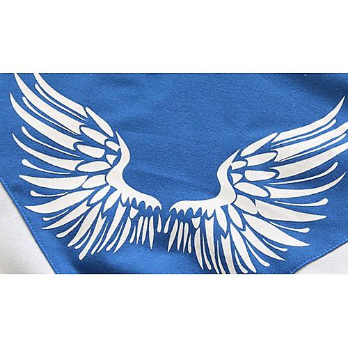 Мужская Крыло ангела печати Сращивание Толстовка костюм Lightinthebox 1507.000