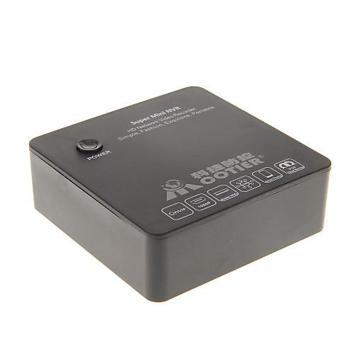 Cotier-8-канальный портативный мини HD 1080P p2p сеть видеорегистратор NVR (поддержка ONVIF, 3G, WiFi) Lightinthebox 2148.000