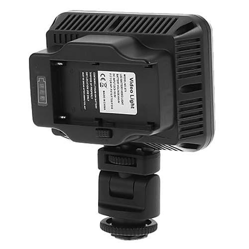 Стрелять XT-96 Чай Цвет Light светодиодной вспышкой для камеры (черный) Lightinthebox 1374.000