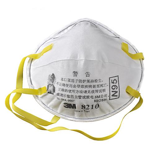 3M N95 8210 PM2.5 пыле Germproof Нетканые Респиратор Lightinthebox 171.000