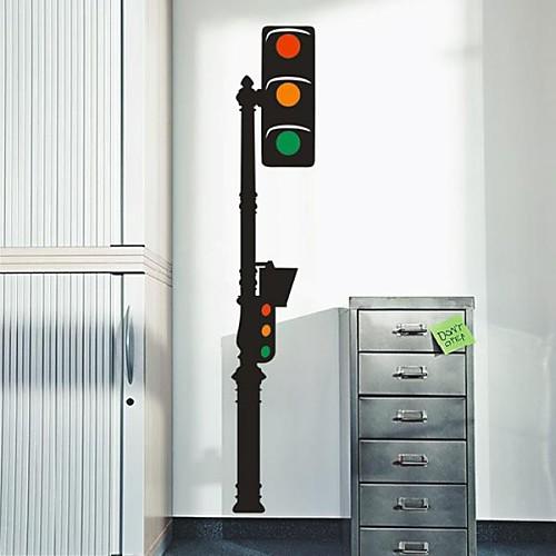 Транспорт Светофор Украсьте стены стикеры Lightinthebox 1288.000