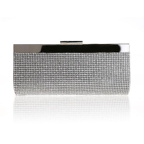 Металл Свадебные / специальные муфты связи / Вечерние сумки со стразами (больше цветов) Lightinthebox 1881.000