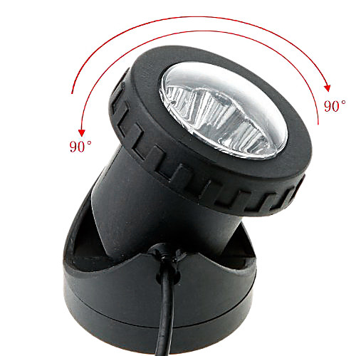 Открытый солнечной энергии Светодиодный прожектор лампы 6 светодиодов Водонепроницаемый Доступно для бассейна пользования (CSS-57358)