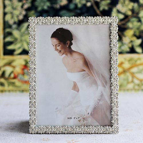 Современный стиль Цветочные Свадебные фоторамка Lightinthebox 858.000