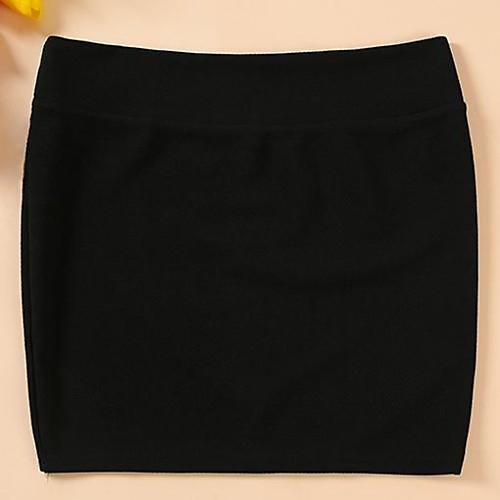 Женская Тонкий Пакет Хип мини-юбки (Подробнее Цвет) Lightinthebox 334.000