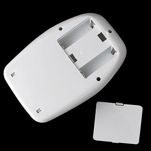 Электрический Ветер Автоматическое давление Активизирует Сушилка для ногтей белым кончиком вентилятор (приведенный в 2 АА батареи) Lightinthebox 429.000