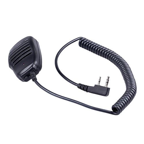 Baiston рация ручной микрофон - черный Lightinthebox 429.000