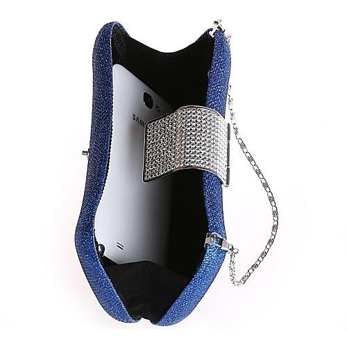 Металл Свадьба / Специальное Occation Муфты / вечерние сумочки со стразами (больше цветов) Lightinthebox 1353.000