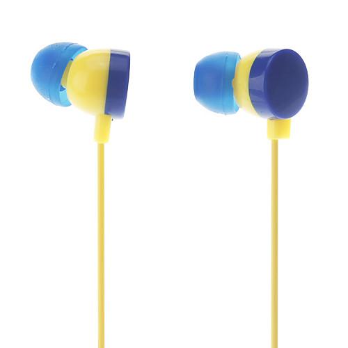 Стерео наушники-вкладыши Симпатичные наушники Глубокие басы наушники для планшетных Ipod MP3 Lightinthebox 214.000