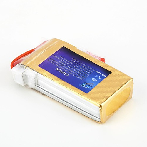YKS 11,1 1000mah 3S 20C Li-Po батарея (JST разъем) Lightinthebox 644.000