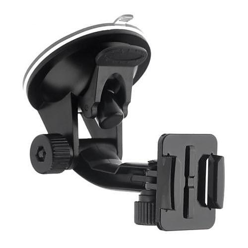 Открытый камеры автомобиля Крепление держателя с присоской для GoPro и SupTig камеры - черный Lightinthebox 171.000