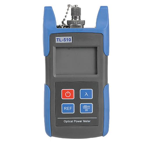 ZnDiy-BRY 1.9'' LCD TL-510 Измеритель оптической мощности -70 ~ 10 дБм с разъемом SC, FC Для ТЕЛЕКОМ Test Lightinthebox 2062.000
