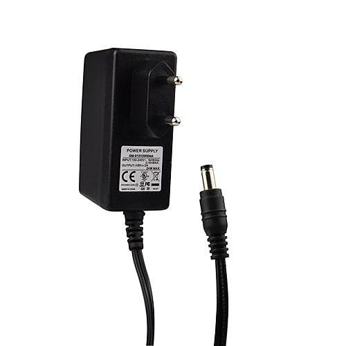 Angibabe GM-012V2000mA 12V 2A Адаптер переменного тока Импульсный блок питания зарядное устройство США Plug Lightinthebox 128.000