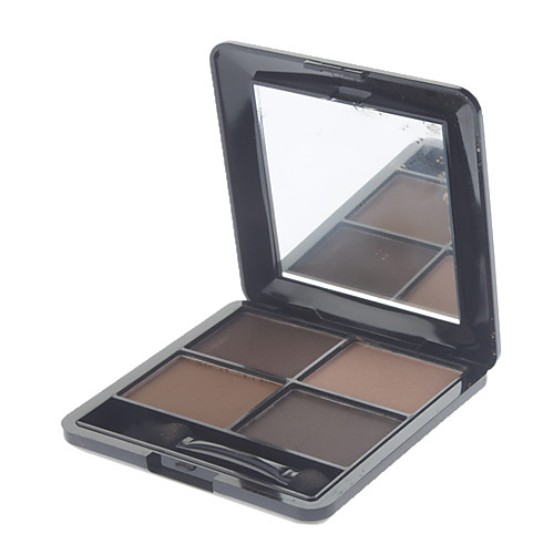Трехмерная 4 тени глаза цвета (цвет № 1) Lightinthebox 235.000