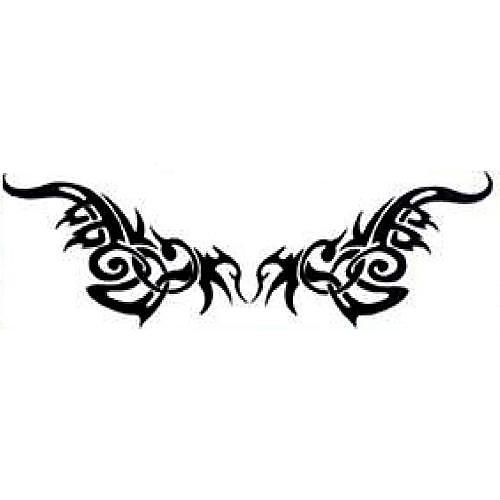 5 шт Тотем Водонепроницаемый Временные татуировки (4.7cm  14.5cm) Lightinthebox 429.000