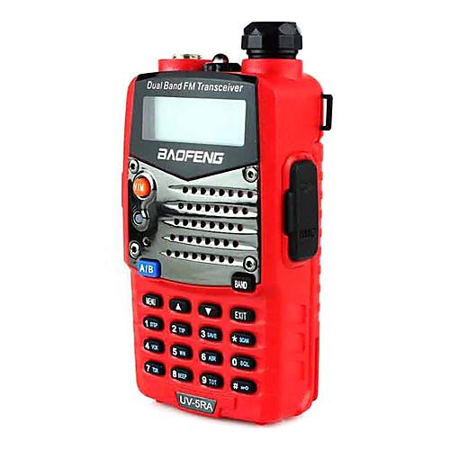 Красный BF УФ-5RA рация 5W 128CH УВЧ  УКВ DTMF VOX Dual Band Двойная частота двухстороннее радио Lightinthebox 2255.000