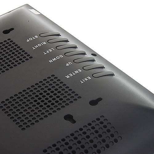 14-Инче Многофункциональная цифровая фоторамка (черный / белый)