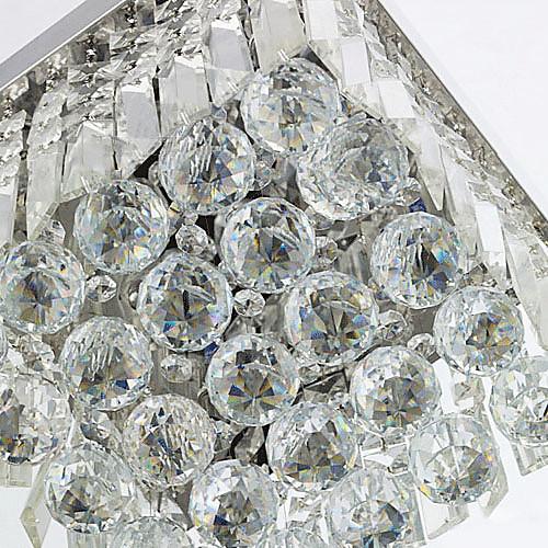 Кристалл заподлицо, 4 Свет, Современный Металл Стекло гальванических Lightinthebox 4296.000