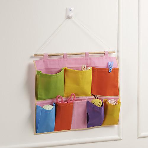 Красочные 8 отверстий Висячие хранения сумки Lightinthebox 257.000