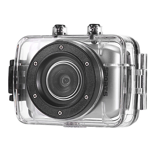 HD720P-F5V Мини Действие видеокамеры (серый) Lightinthebox 1589.000