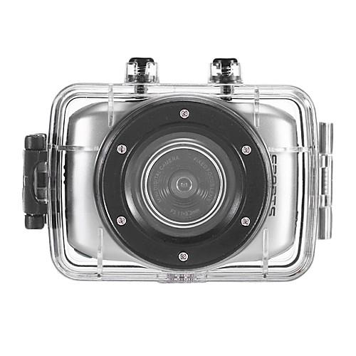 HD720P-F5V Мини Действие видеокамеры (серый)