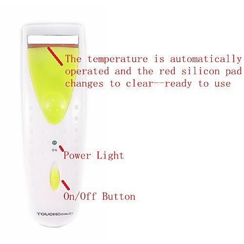 переносной электрический прочного подогревом бигуди ресницы (питание от 2 ААА батареи) Lightinthebox 343.000