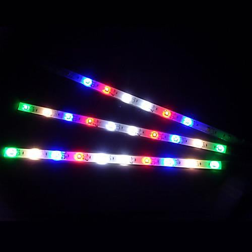 12 30 см Красочный Строб Мотоспорт Декоративные светодиодные Бар (Опционные цветы) Lightinthebox 257.000
