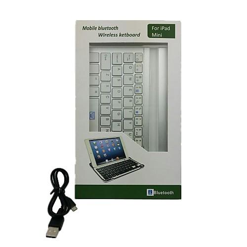 Мобильная связь Bluetooth V3.0 клавиатура для IPad мини Lightinthebox 601.000