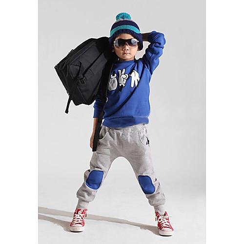 Мальчика длинным рукавом Толстовка Спортивная одежда Наборы Lightinthebox 1116.000