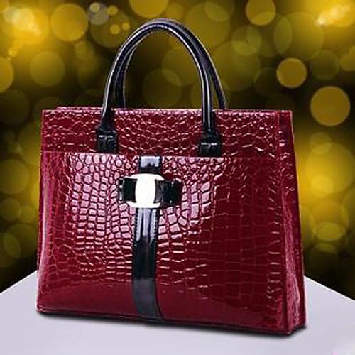 Gmn Женская Винтаж Крокодил одно плечо сумка (красный) Lightinthebox 429.000