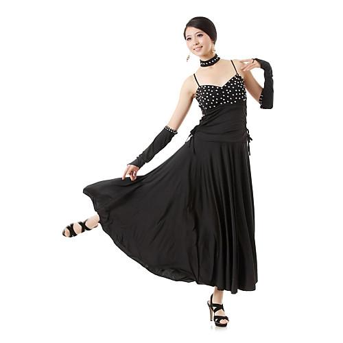 Танцевальная одежда Женская Сексуальная Straped вырез Бальные латинского танца платье (больше цветов) Lightinthebox 2191.000
