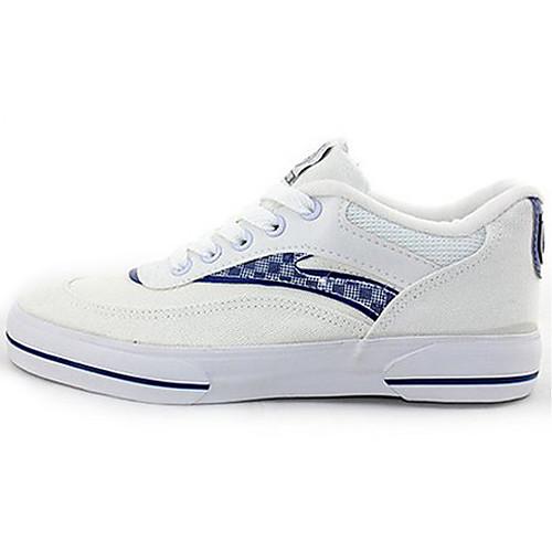 ВОИН мужской классический Повседневная Белый холст обувь Lightinthebox 2148.000