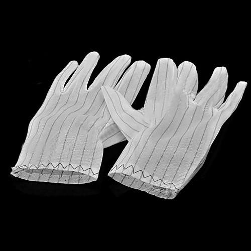 Защитные Антистатические перчатки - белый (пара) Lightinthebox 85.000