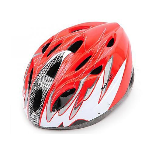 Sahoo EPS и PC 18 Вентс LED Многоцветный Велосипед Велоспорт Шлем Lightinthebox 858.000