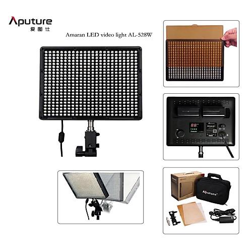 Aputure Amaran AL-528W светодиодные Digital Video Освещение Canon Nikon Sony F926 Lightinthebox 5843.000