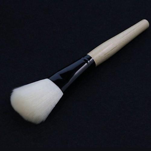 Профессиональная кисть для пудры Мягкая Антибактериальный волокна Анти-Визаж Tool Lightinthebox 171.000