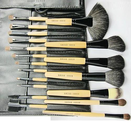 19pcs High Grade Профессиональная Косметика Кисть для макияжа указан с бесплатным кожаный чехол Lightinthebox 1288.000