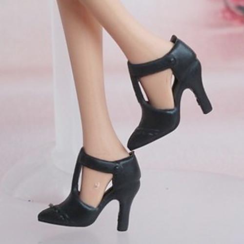 Кукла Барби Черный Офисные туфли на высоком каблуке Lightinthebox 300.000