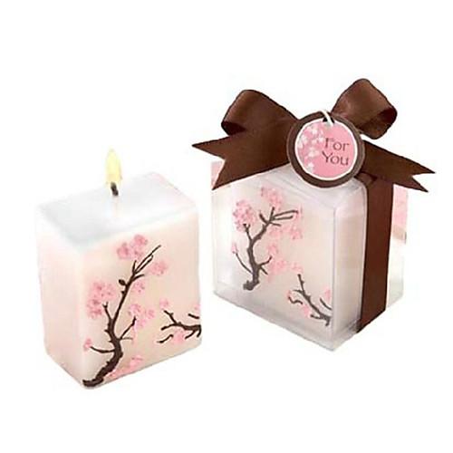 Корень Pattern Peach Blossom ручной Свечи Lightinthebox 147.000