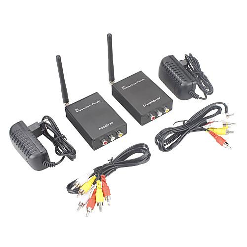 2.4G беспроводной 4-СН 2000mw двухместный номер в аудио номер / видео отправителя (sfa229) Lightinthebox 2577.000
