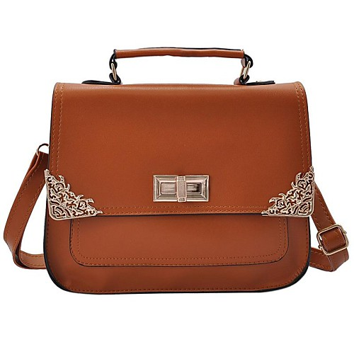 Женские Винтаж Сумка Сумка PU кожа сумки на ремне Lightinthebox 1374.000