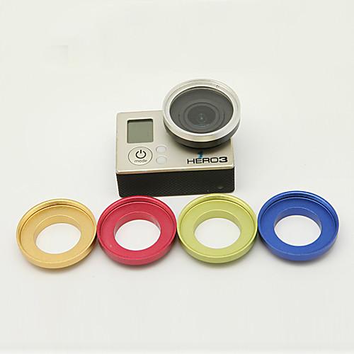 Профессиональный 37мм Gopro CPL фильтр Фильтр круговой поляризатор объектива и адаптер для GoPro Hero3  / Hero3 Lightinthebox 558.000