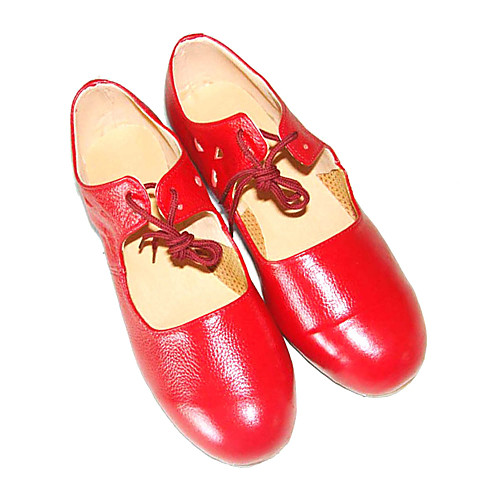 взрослых и детские кожзаменителя полым из босоножки чечетку туфли с металлической пластиной (больше цветов) Lightinthebox 1718.000
